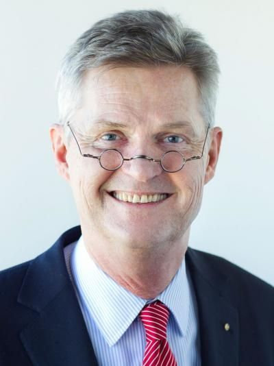 Holger Knaack, Rotary International President 2020-2021